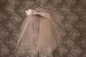 Short 50's Style Veil